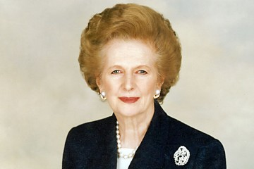 Bad Acid Margaret Thatcher