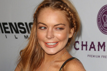 """Lindsey Lohan To Wear Festival Bands On Ankles This Summer """"Through Force Of Habit"""""""