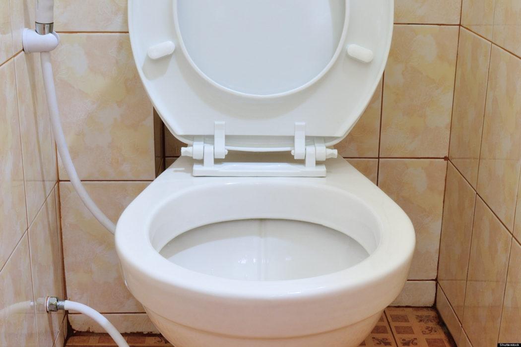 Toilets Contain Beard Molecules