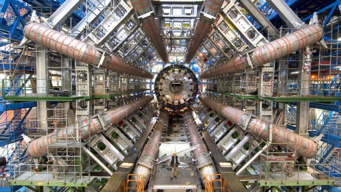 Cern LHC K-Hole Hawking