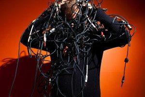 DJ Misses Gig Headphones Knots Nightclub Wunderground
