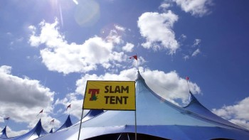 Slam Tent Glasgo Aberdeen Edinburgh Stirling Perth Invewrness East End Drumchapel Swedgers T In The Park Wunderground