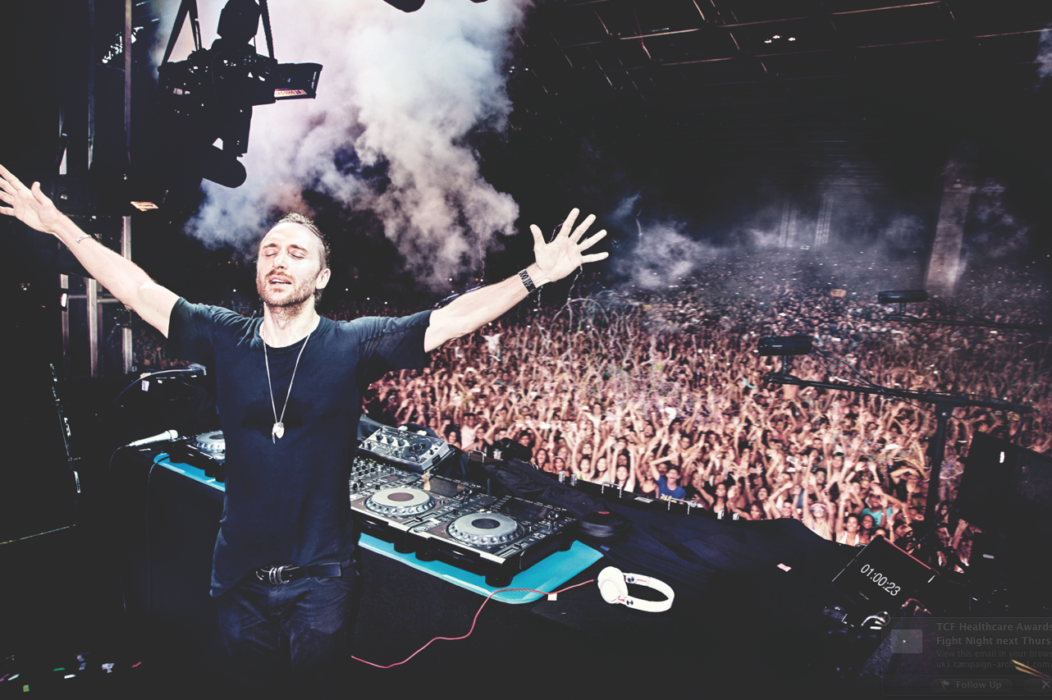 David Guetta Asked The Internet For Photoshop Help, Their Response Was ...