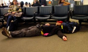 airport guy