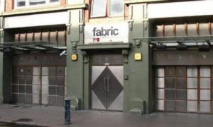 fabric closed