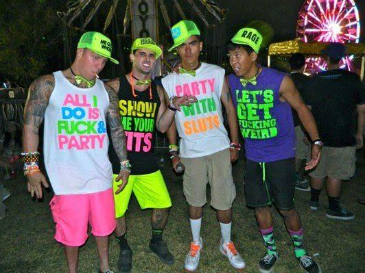 festival for dickheads