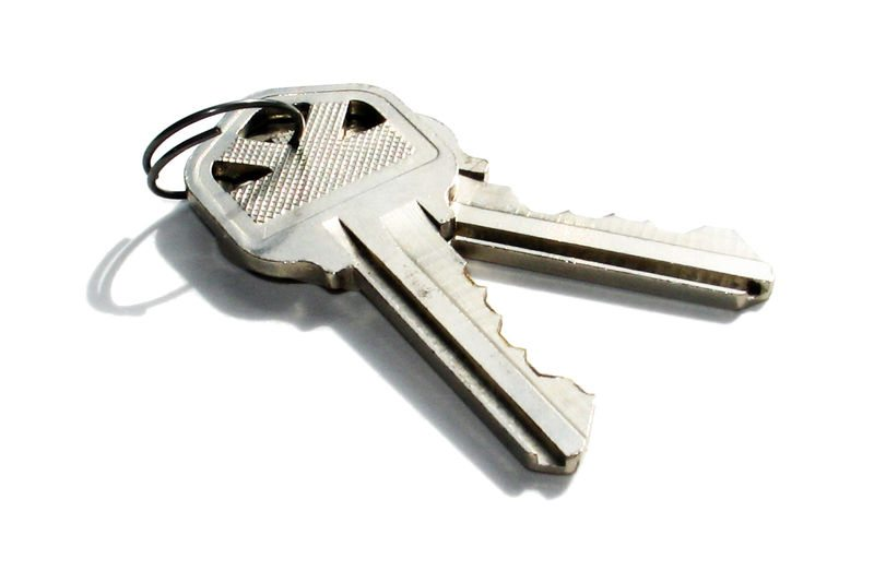 Keys Used For Taking Bumps Of Drugs More Than Opening Locks
