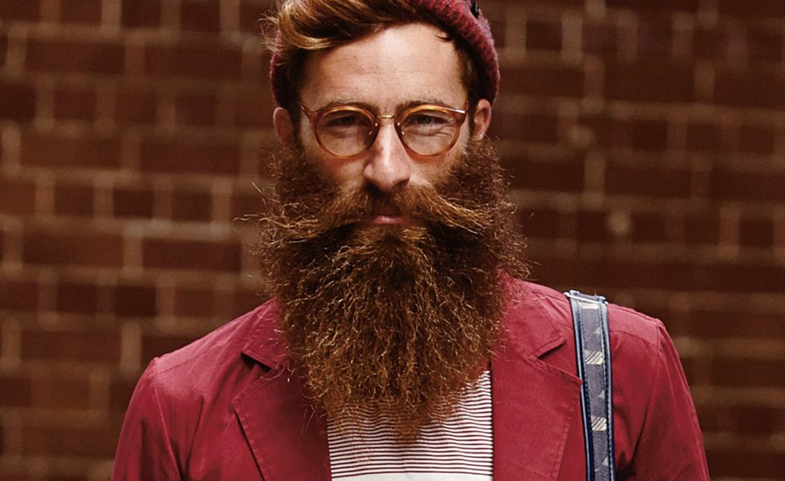 Hipsters Have No Personality Just Beards