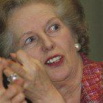 Margaret Thatcher Ghost Acid Trips