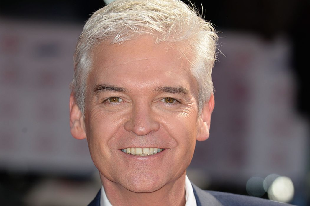 Phillip Schofield To Smoke Crack On Live TV