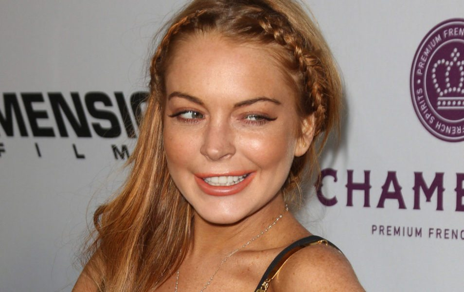 "Lindsey Lohan To Wear Festival Bands On Ankles This Summer ""Through Force Of Habit"""
