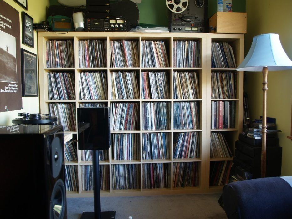 Resurgence Of Vinyl Is IKEA Conspiracy To Sell Storage Units