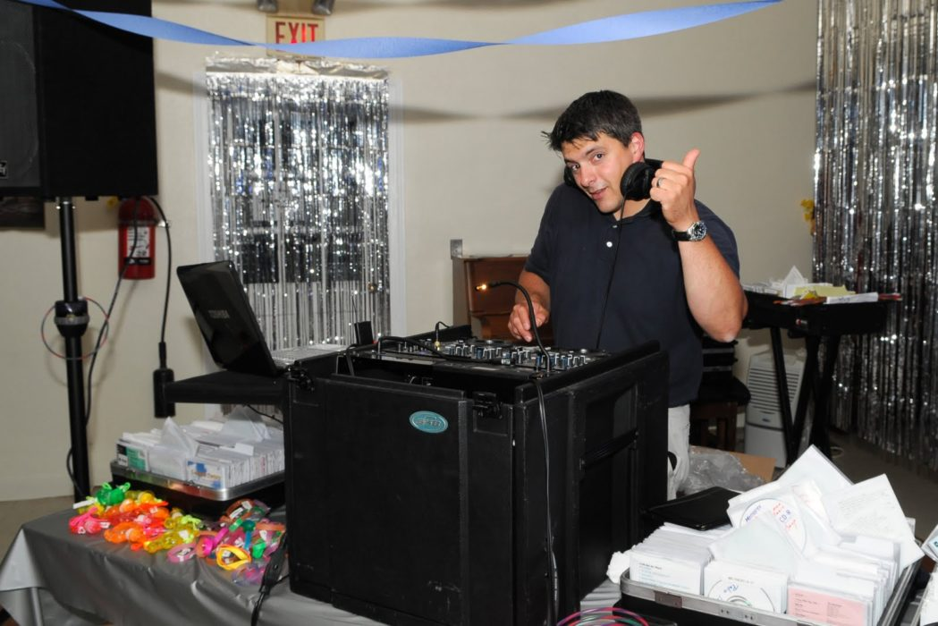 Wannabe DJ Spending Entire Party Waiting For A Shot On The Decks