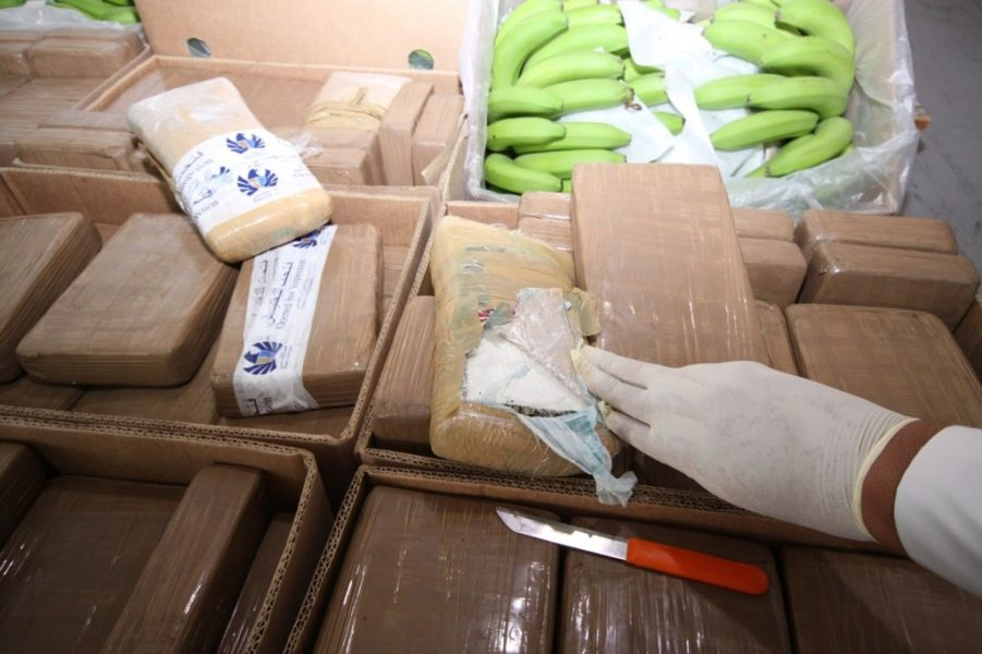 Dealer Finds Bananas In Cocaine