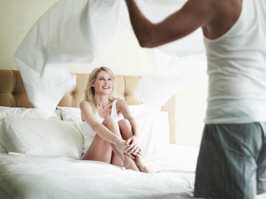 """Men Only Change Bedsheets """"When Sex Is On The Cards"""" Confirms Study"""