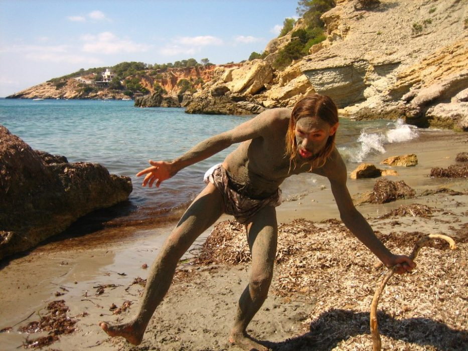 Ibiza Veteran Can't Handle Ketamine