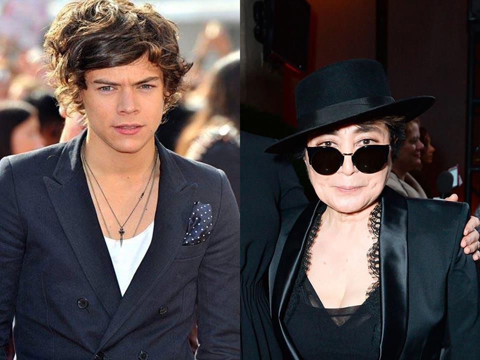 Harry Styles's Apartment Yoko Leaving