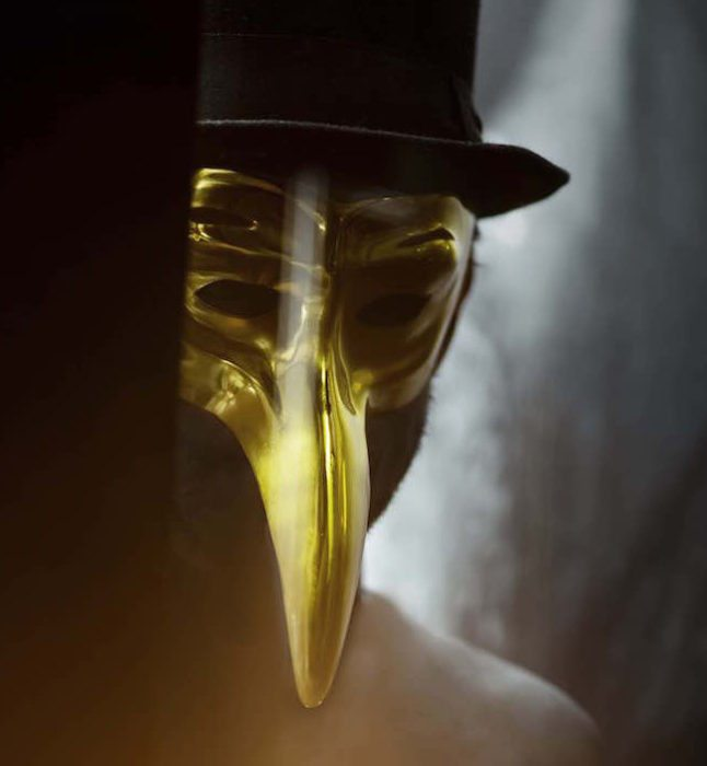 Claptone Kept Under Armed Guard