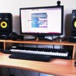 Home Recording Studio Parents Basement Guitar Hotpress Magazine
