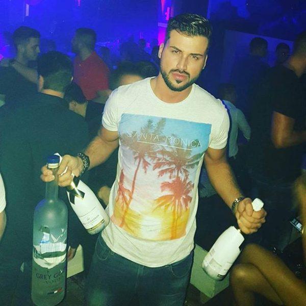 Club VIP Arsehole Britain Nightclub Grey Goose Wunderground