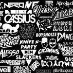 DJ logo North America Avicii Buddhism