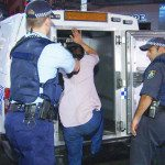 Sydney Lock Out Laws New South Wales Police
