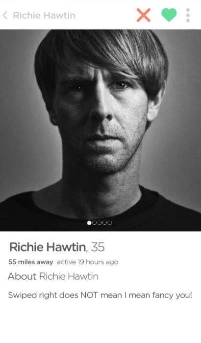 Top male tinder profiles