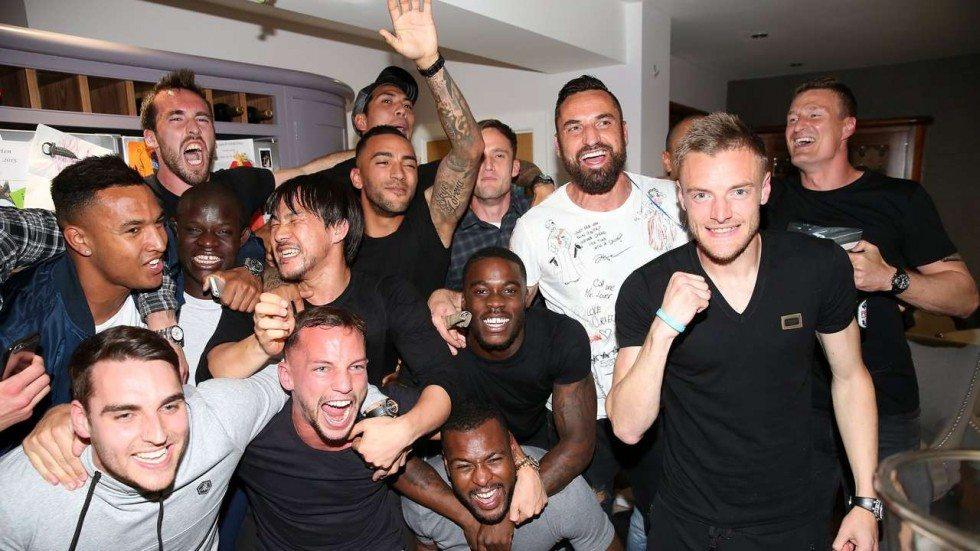 Leicester City Premier League Tottenham Hotspur Chelsea Jamie Vardy Cocaine