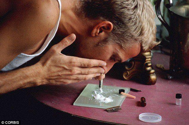 фото секс под кокаином