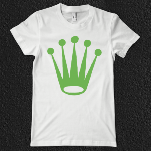 Green-Rolex-on-tshirt