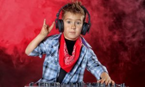 young dj funny