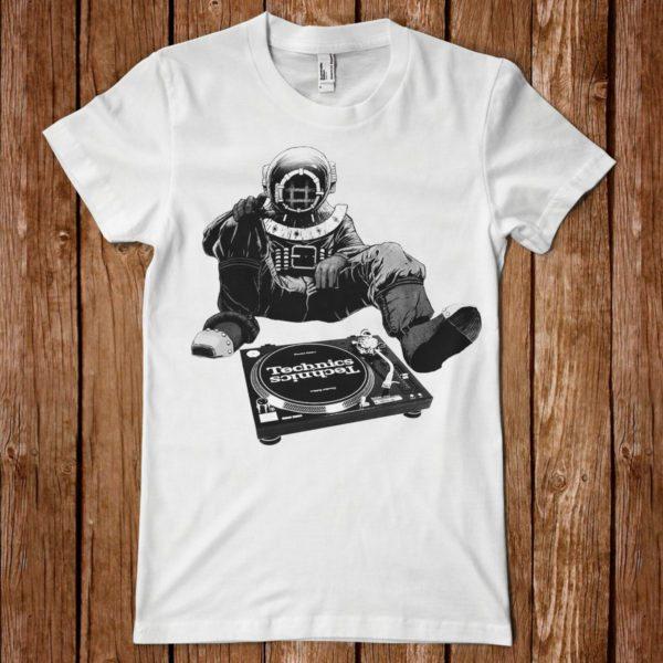 deep house tshirt