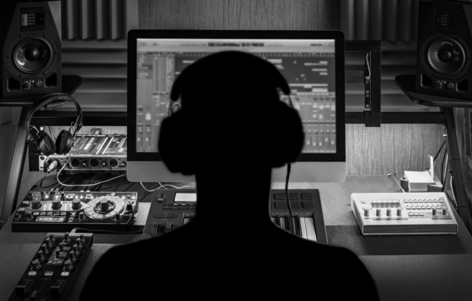Music producer perfects bassline but no one cares