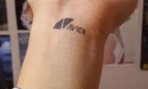 EDM fan starts to regret his Avicii Tattoo