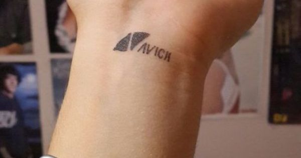 EDM fan starts to regret his Avicii Tattoo