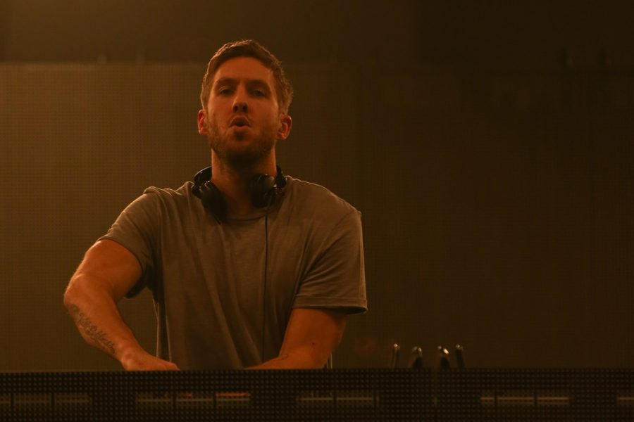 Calvin Harris wants to sell out again
