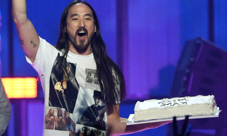 Steve Aoki decides against being frozen without his cake