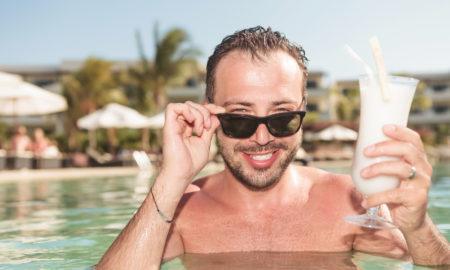 Man hopes theres no war until after his Ibiza trip
