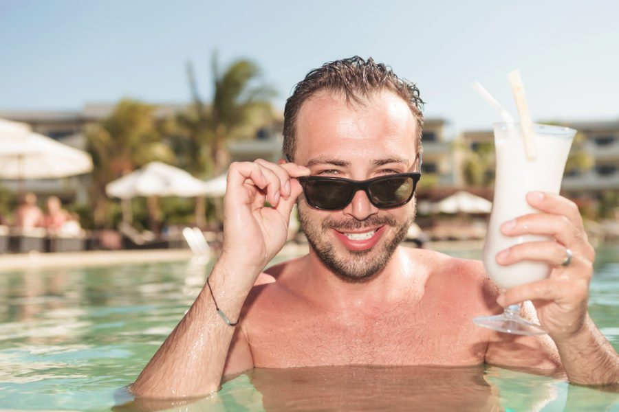 Man hopes theres no war until after his Ibiza trip