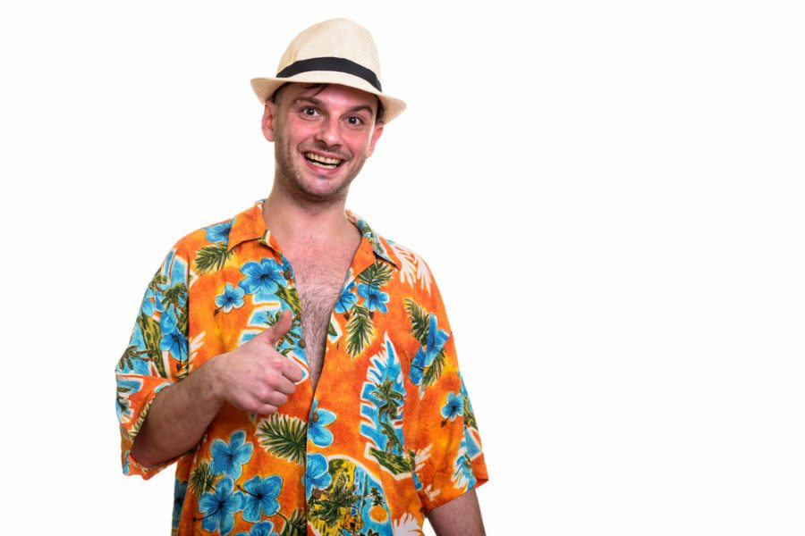 Man decides to go to Ibiza one more time