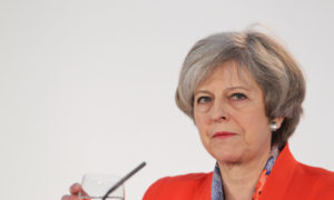 Schoolboy names Theresa May another name