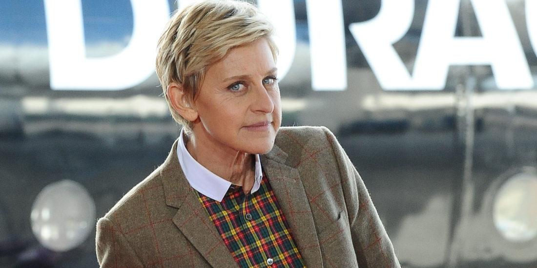 Techno gets make over from Ellen