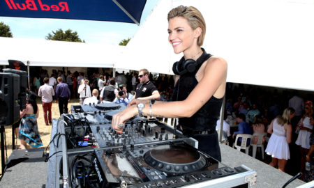 Ruby Rose is not a DJ or a Rose