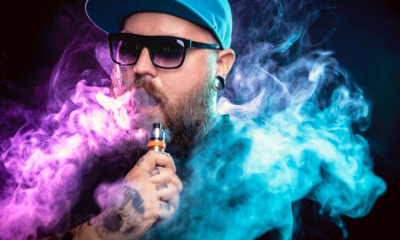 Fuckwits gather for Vaping Championships