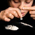 20 percent of coke falls back out