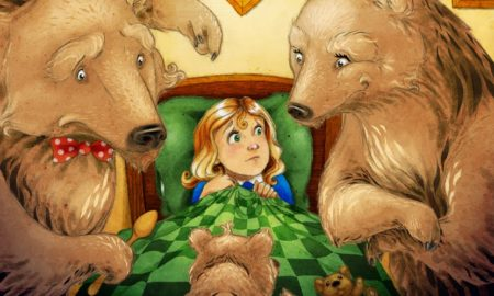 Goldilocks in K Hole after Sniffing Bears Lines