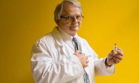 Doctor now treating Ketamine addiction with Ketamine