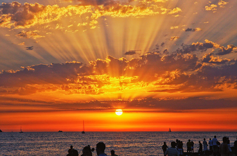 Image result for ibiza sunsets